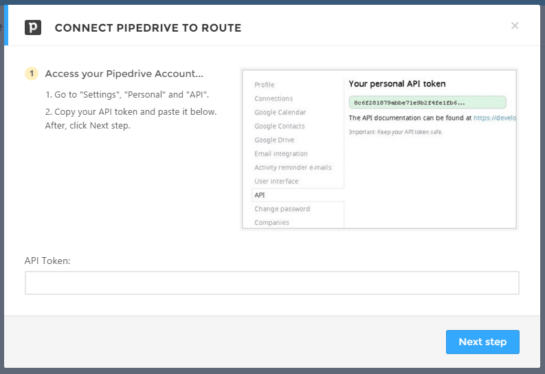 pipedrive-first-step